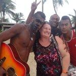 Leaving coruso island