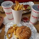 Photo of Five Guys Burgers & Fries