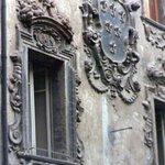 Decorazioni della facciata