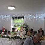 Mr & Mrs B's wedding