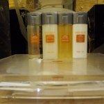 Borghese bath amenities