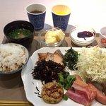 Photo de Vessel hotel Higashihiroshima