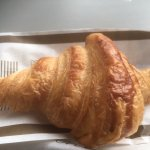 Best croissant I've ever had. Still warm when served.