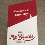 Photo of Miss Blanche