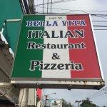 Photo de Bella Vita Ristorante Pizzeria