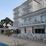 Hotel Marina Tossa Foto