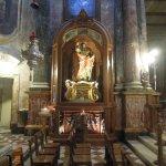 Altar to St Paul