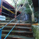 The path to cave temple