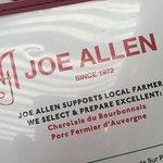 Photo of Joe Allen