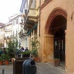 Angolo sulla piazza Cavour