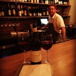 This is Eric the bartender....he is the man! Great wine from Burgundy and on the mid-range ($65)