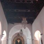 Techos y altar mayor