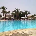 hotel village pool