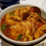 House Red curry made hotter, lovely
