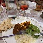 Pistachio chicken curry