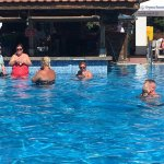 Get what you pay for! Pool biggest in Bulgaria and clean  The hotel needs a manager to run it p