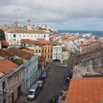 View from apartment on Pelourinho as well as Bay