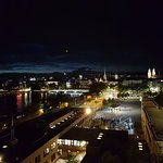 The View - Rooftopbar Aussicht