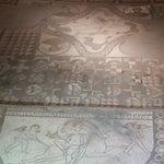 Roman Villa Mosaic