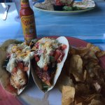 My awesome fish tacos!