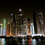 Photo de Dubai Marina Yacht Club