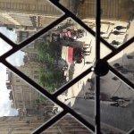 Vue du haut de la porte Cailhau