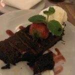Decent chocolate cake