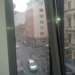 View from the room: Albertgasse