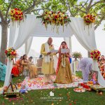 Hindu Wedding Ravello wedding planner Mario Capuano photographer Enrico Capuano