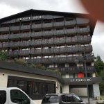 Foto Chalet Hôtel Le Prieuré