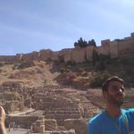 Alcazaba and Teatro Roman