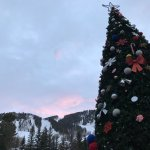 Christmas at the St. Regis Aspen