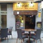 Bilde fra La Picantina