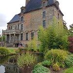 Château des Montgommery à Ducey (Manche)