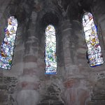 Stained Glass in Castle Church