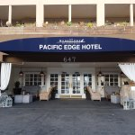 Photo of Pacific Edge Hotel on Laguna Beach