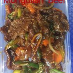 Asian Meat Dishes