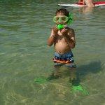 The kids loves the kiddies pools and salt water lagoons.