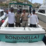 These boys beat the field with three marlin to the boat (and four dorado, as a bonus!).