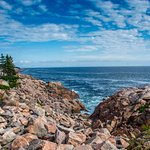 Stopping along the Cabot Trail