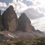 5) Panorama delle tre cime
