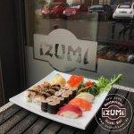 Sushi Platte-das Feinste vom Feinsten