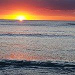 Beautiful sunrises every day
