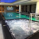 Bild från Hilton Tallinn Park