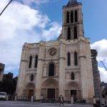 La cathédrale de Saint-Denis
