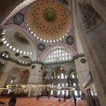 Süleymaniye-Moschee Foto