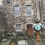 Museum of Edinburgh - Courtyard Garden