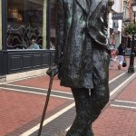 Foto de James Joyce Statue