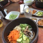 Photo of bibimbap