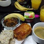 Exemple de petit-déjeuner